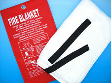 Fire Blanket Escape Shelter Extinguisher Survival Kit Emergency Safety Protector