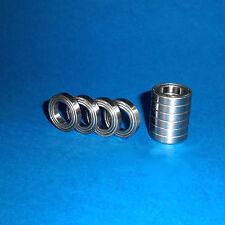 10 Kugellager R12 ZZ / Zoll / Inch / 19,05 x 41,275 x 11,1125 mm