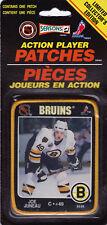 1993 JOE JUNEAU BOSTON BRUINS NHL HOCKEY PLAYER PATCH