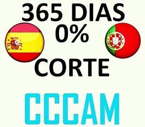 CCCAMD CLINES ESPANA - 12 MESES SIN CORTES - ENVIO RAPIDO 🔥🔥