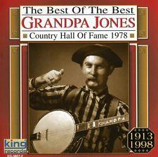 Grandpa Jones - Country Music Hall of Fame 1978 [New CD]