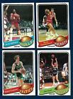 1979-80 Topps Basketball Cards 90