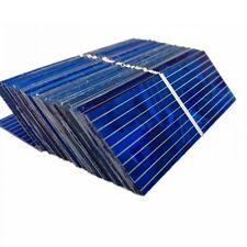 Panel Solar De 100PC Cristal Sol Célula solar de células SunPower silicio policristalino