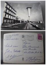 Cartolina TORRE PEDRERA - Lungomare - viaggiata 1961