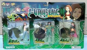 Palisades • WITCHBLADE ANIMATED • Darkness • Magdalena • LIMITED 65/1000 • New!