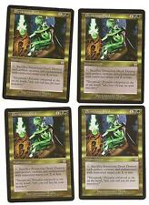 MTG 4X ** PERNICIOUS DEED ** X4 Magic Apocalypse