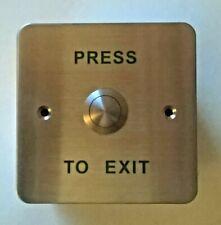 Door Access Control Press To Exit