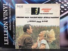 I Walk The Line Original Soundtrack LP Vinyl S70083 A1/B1 Film 70's Johnny Cash