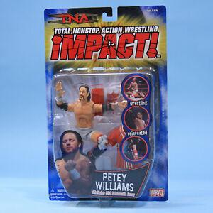 Petey Williams - TNA Impact Toybiz MArvel Toys - Vintage Wrestling Figure