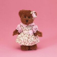 "Boyds Bears Abby Lil' Darlin's 5"" Dressed Plush Bear ~ 4021483"