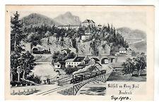 Sillfall Am Berg Isel - Innsbruck Art Postcard 1903
