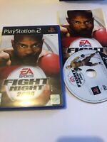 🥳 jeu playsation 2 ps2 ps3 fr fight night 2004 complet