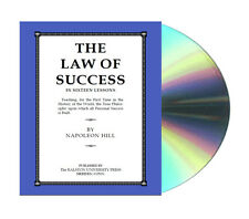 The Law of Success in Sixteen Lessons By Napoleon Hill Book On CD PDF files
