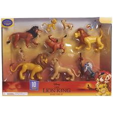 Disney The Lion King 10 piece Deluxe action figure set NEW