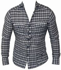 G-star Raw Mens Button up Casual Shirt Arc 3d in Light Vintage Aged Size L