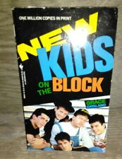 New Kids On The Block Paperback Book -Grace Catalano-Excellent Condition!