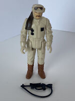 🔥1980 Star Wars Vintage ESB🔥 REBEL COMMANDER Figure Hong Kong 💯 Complete