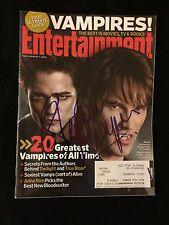 Stephen Moyer Signed Entertainment Weekly Magazine True Blood