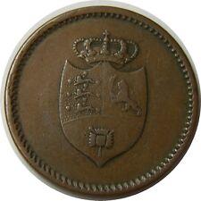 elf Denmark 12 Skilling 1813  Napoleonic Wars National Bank Token