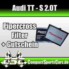 AUDI TT-S 272PS |2.0 Turbo| Pipercross Sportluftfilter/Tauschfilter ÖLFREI