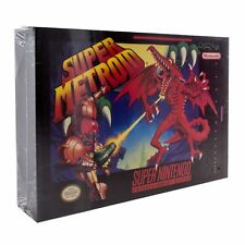 Luminart - Super Nintendo: Super Metroid (Neu)