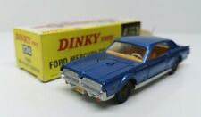 DINKY TOYS # 174 FORD Mercury Cougar (Blue) - MB