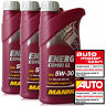 5W-30 Motoröl 3x1L Mannol Energy Combi LL 5W30 API SN CF BMW LL-04 MB 229.51 C30