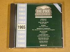 CD / DE PRE HISTORIE DE JAREN 60 1965 - VOLUME 2