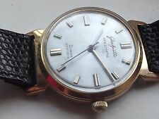 Vintage Gub Glashutte Glashütte Spezimatic Bison GP 20mic mens automatic watch