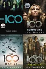 Kass Morgan THE 100 Young Adult Series PAPERBACK Set of Books 1-4 Now on the CW