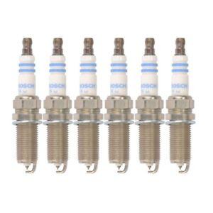 Qty 6 For Volvo S80 XC60 XC70 XC90 V70 07-13 3.2L Spark Plug BOSCH 31216183