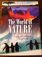 The World of Nature (DVD, 2007, 6-Disc Set) PBS Nature TV Show N2