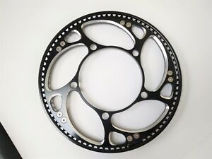 ATS  Belt wheel 80T x 110mm BCD Alloy CNC black, red, blue