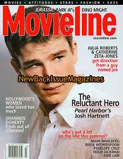 Movieline 7/01,Josh Hartnett,July 2001,NEW