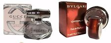 Mini Miniature Gucci Bamboo Bulgari BVLGARI Omnia Aqua  Woman Perfume Loose set