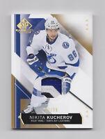 2015-16 SP Game Used Patch 13 Nikita Kucherov 83/99 Tampa Bay Lightning