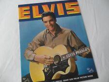 ELVIS PRESLEY__EX++__1963 Gold Records Vol. 3__PICTURE FOLIO__POSTER__EX++