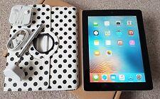 **CHEAP**Apple iPad 2-16GB,Wi-Fi+ 3G(Unlocked)9.7in- Black.New Accessories+Extra
