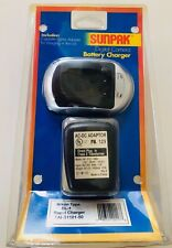 Sunpak Digital Camera Battery Charger for Nikon EL-1
