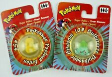 Pokémon Power Flummi Set: Bisasam & Enton OVP