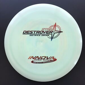 RARE Swirly Transitional Pre Avery *D Star Destroyer 171g Innova Disc Golf PFN