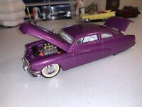 Liberty Classics SpecCast PURPLE LIMITED 1949 Custom Mercury Die-Cast Bank RARE!