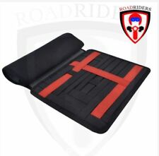 Roadriders' GRID IT for 10 Inches Gadgets Organizer (Black/Red)