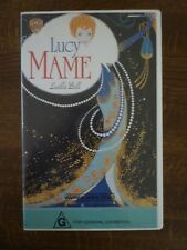 LUCY MAME Rare Find Warner Home Video VHS PAL Lucille Ball, Robert Preston