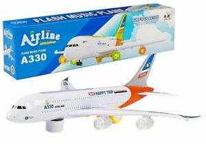 Kinder Spielzeug Flugzeug Bump´n Go 43cm mit Licht & Sound ! Neu & Ovp!!