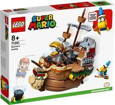 LEGO Super Mario Bowsers Luftschiff – Erweiterungsset 71391 N8/21