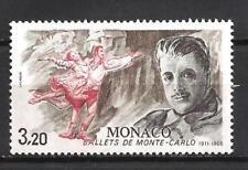 Monaco 1986 Yvert n°1533 neuf ** 1er choix