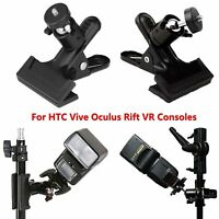 For HTC Vive / Oculus Rift VR Console Sensor Base Station Clamp Quick Release