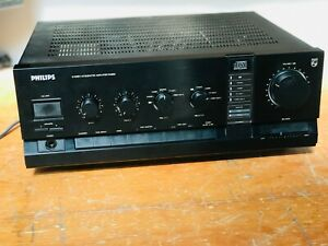 Philips FA960 Stereo Integrated Amplifier Hi-Fi Separate With Phono Input