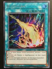 YUGIOH!! Blitzsturm IGAS-DE067! Secret Rare! Near Mint!